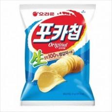 3404  오리온 포카칩 (오리지날) 60g