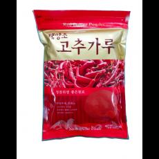 4597  광채 태양초 고춧가루 500g(조미용/고운 고춧가루)