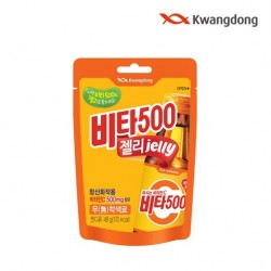 3952 광동제약 비타500젤리 48g