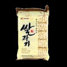 3805 미성 쌀과자(8롤) 100g