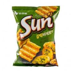 3408  오리온 썬칩 갈릭바케트맛 (3월 1일부터 주문 가능합니다)