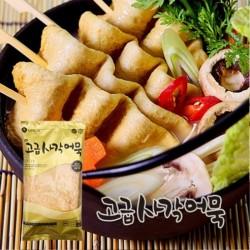 F9700 미도식품 고급어묵 사각(특상) 500g