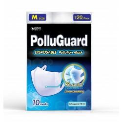 Pollu Guard Mask M (성인 여자용) 1 pack(10개입)