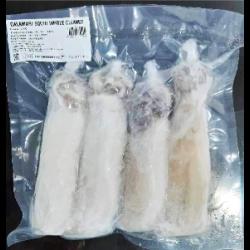 F-손질 한치 1Kg (인도산 4-5마리 구성) Cleaned Calamari