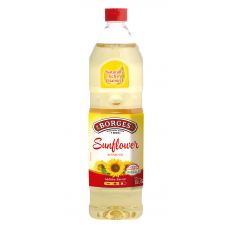 Borges Sun Flower Oil 1L (해바라기 오일 1리터)
