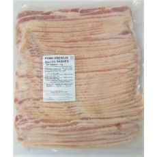 F- Imported Pork Bacon 1kg (냉동)