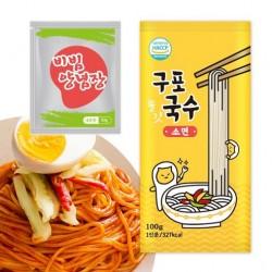 2844 쫄깃 구포국수 즉석조리 비빔국수 1인분 (양념장포함)