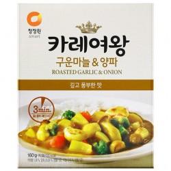 8505 청정원 카레여왕 구운마늘과 양파