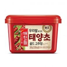 4112 해찬들 우리쌀로만든 태양초골드 고추장 500g