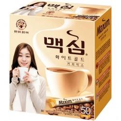 1104 동서식품 맥심 화이트골드 커피믹스 50T