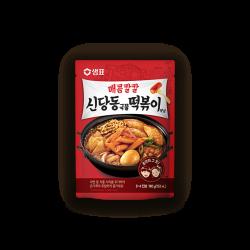 4373 샘표 매콤칼칼 신당동 국물떡볶이 양념 180g