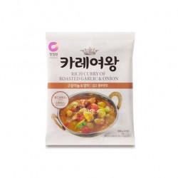 8506 청정원 카레여왕 구운마늘&양파 180g 분말(4인분)