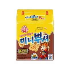 3113 오뚜기 미니 뿌셔 불고기맛(55gX5)