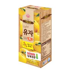 1402 오뚜기 아임스틱 유자차 (30gX10)