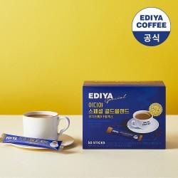 1502 EDIYA 스페셜 골드블렌드 커피믹스 50T