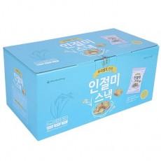 3601 우리쌀로 만든 인절미 스낵 박스 판매(20개입)